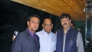 Actor Gulshan Grover, Padmashree Jawahar Wattal and Dr. Krishna Bhatta