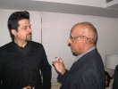 superstar Anil Kapoor and Dr. Krishna Bhatta